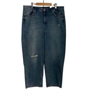 ADDITION ELLE STRAIGHT LEG JEANS SIZE 20 NWT